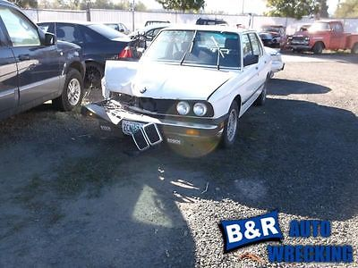Driver Left Lower Control Arm Fr Forward Fits 82 88 Bmw 528e 9815403
