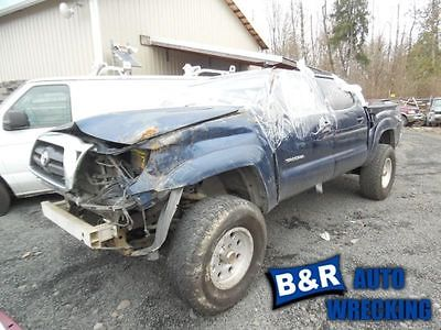 05 06 07 08 TOYOTA TACOMA POWER BRAKE BOOSTER VACUUM 4X4 8526540 8526540