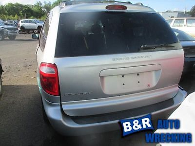 05 06 CARAVAN AUTOMATIC TRANSMISSION 3.3L 4 SPEED 9192761 400-00348 9192761