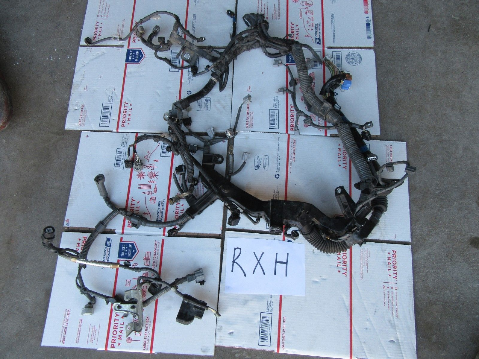 04-09 LEXUS RX330 RX350 ENGINE WIRING HARNESS 82121-0E051 OEM 82121-0E051