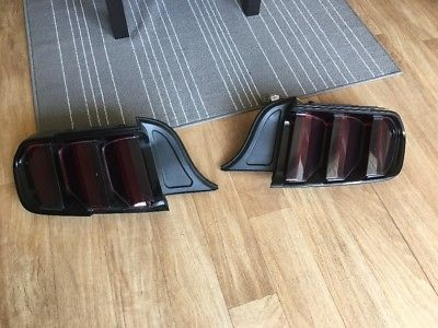 Ford Mustang Taillights