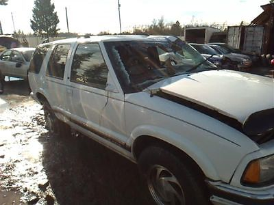 95-00 01 02 03 04 05 S10 BLAZER STEERING GEAR/RACK POWER STEERING 4X4 8712094 551-01649 8712094