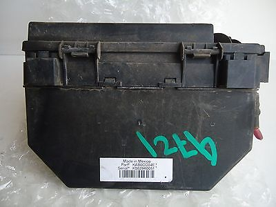 mk1 golf fuse box for sale 2008 jeep nitro wrangler jk fuse box block tipm oem kab0cc04e7 jeep fuse box for sale #10
