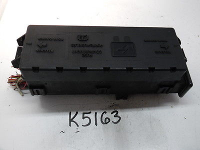 00 01 TAURUS SABLE YF1T-14A003-AC FUSEBOX FUSE BOX RELAY UNIT MODULE  Taurus Fuse Box on