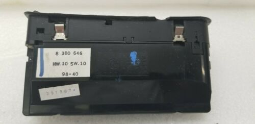 OEM BMW E38 E39 5 7 Series Door Quad Window Switch Control Master FREE SHIPPING Does Not Apply