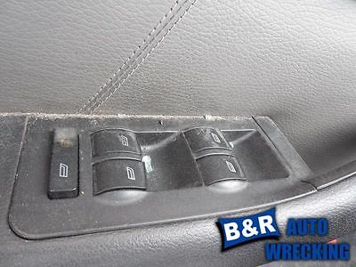 DRIVER LEFT FRONT DOOR SWITCH DRIVER'S WINDOW FITS 01-05 AUDI ALLROAD 4902565
