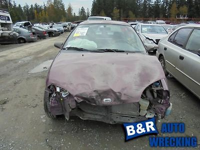 ALTERNATOR FITS 89-98 SIDEKICK 9831349
