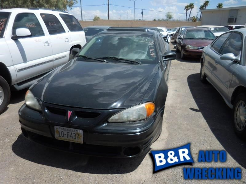 AUTOMATIC TRANSMISSION 3.4L GT 3.29 RATIO FITS 99-00 GRAND AM 9591387