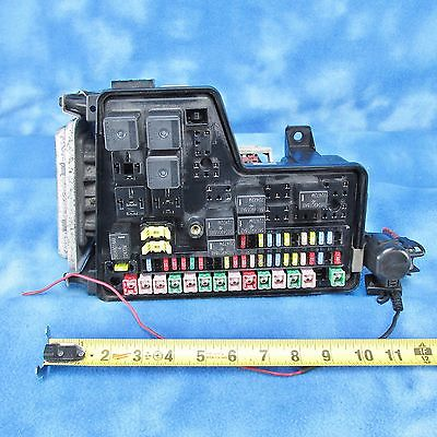 03 05 dodge ram 2500 integrated fuse box module 56045765ai 2003 dodge ram 2500 fuse diagram 03 dodge cummins fuse box