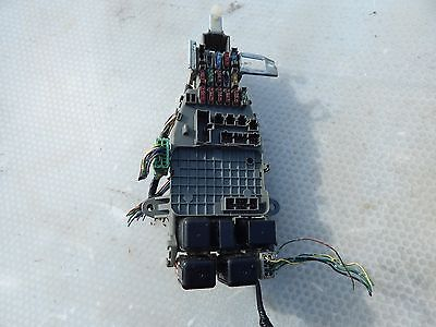 1990-1993 HONDA ACCORD INTERIOR FUSE BOX UNDER DASH WITHOUT INTEGRATION on