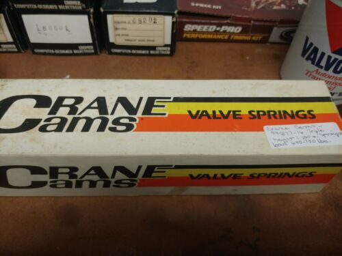 Crane Cams 99877 Triple valve Springs