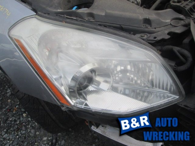 07 08 NISSAN MAXIMA R. HEADLIGHT HALOGEN 8348956 114-50340R 8348956