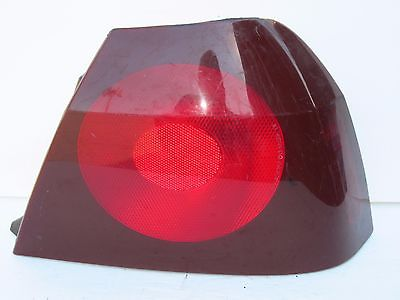 2000-2005 CHEVY IMPALA RIGHT RH PASSENGER TAIL LIGHT OEM 16525262
