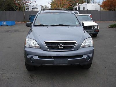 Radio/Stereo for 03 04 05 06 KIA SORENTO ~ RECVR AM-FM-CD 2684833