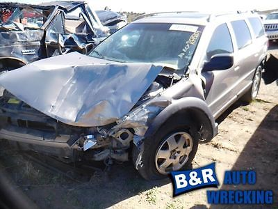 TURBO/SUPERCHARGER 2.4L ENGINE ID 8601692 FITS 99 01-04 VOLVO 70 SERIES 9296665