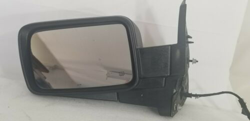 06 07 08 09 10 jeep commander left driver side view mirror LH black OEM FreeShip 128-01444L