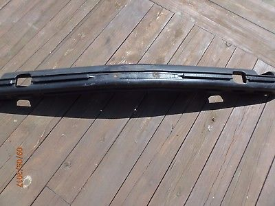 Mercedes-Benz - 107 Chassis - Aluminum Bumper Support Bar – Front - OE