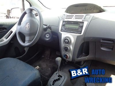06 07 08 TOYOTA YARIS AUDIO EQUIPMENT RECEIVER SDN ID 11807 ON RADIO FACE 7592334