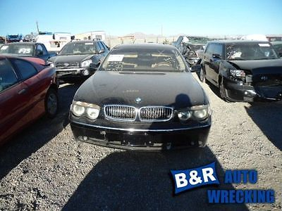 CHASSIS ECM FITS 02-04 BMW 745i 4190179