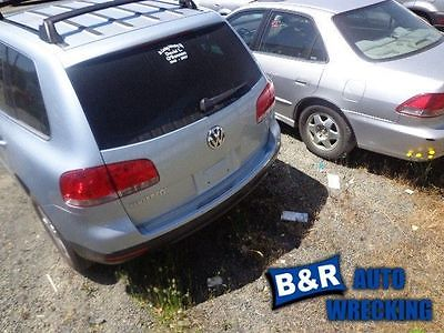 04 05 06 VW TOUAREG AUDIO EQUIPMENT AMPLIFER 12 CHANNEL 6152009 6152009