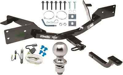 complete trailer hitch package w wiring kit for 2006 2007. Black Bedroom Furniture Sets. Home Design Ideas
