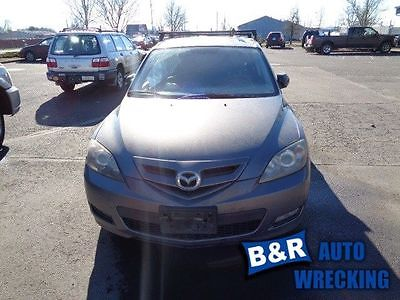 07 08 09 MAZDA 3 R. CORNER/PARK LIGHT FOG-DRIVING HTBK W/O TURBO 8781140 8781140