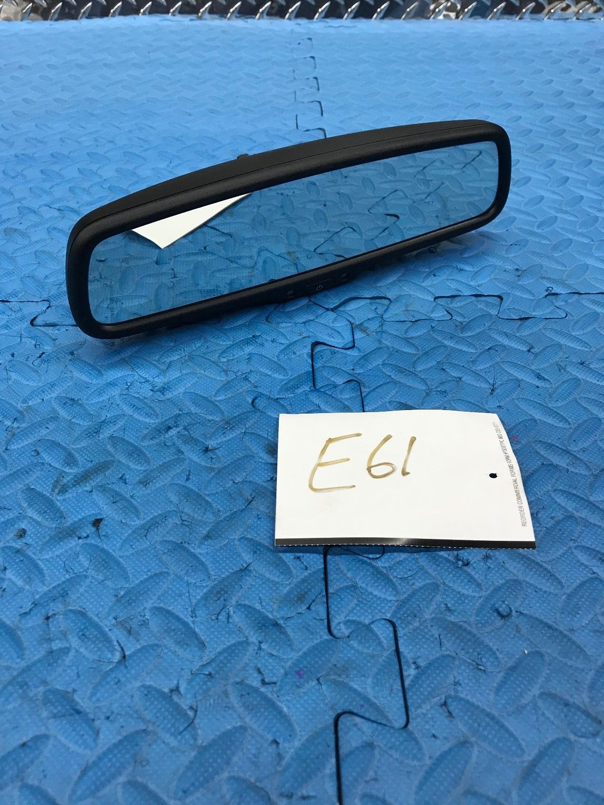 OE Chrysler Mopar Jeep Dodge Part Auto Dim Dimming Rearview Mirror 04805572AD 4805572AD