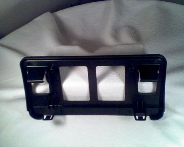 2006 2012 Ford F 150 License Plate Bracket 6l3z17a385aaa