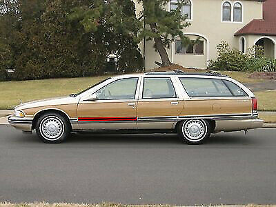 Body Side Molding for 1991 - 1996 Buick Roadmaster Olds Chevrolet Caprice WAGON