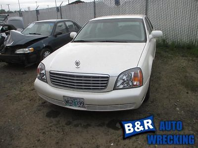 AUTOMATIC TRANSMISSION FWD 4.6L VIN <em>Y</em> 8TH DIGIT FITS 00 DEVILLE 9450897