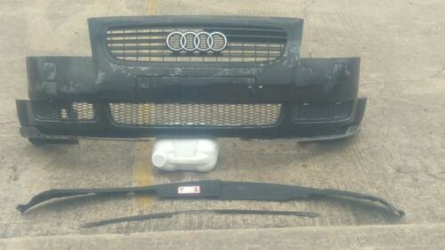 1998-2006 AUDI TT CONVERTIBLE COUPE FRONT BUMPER W/ ALL GRILLES GRILL