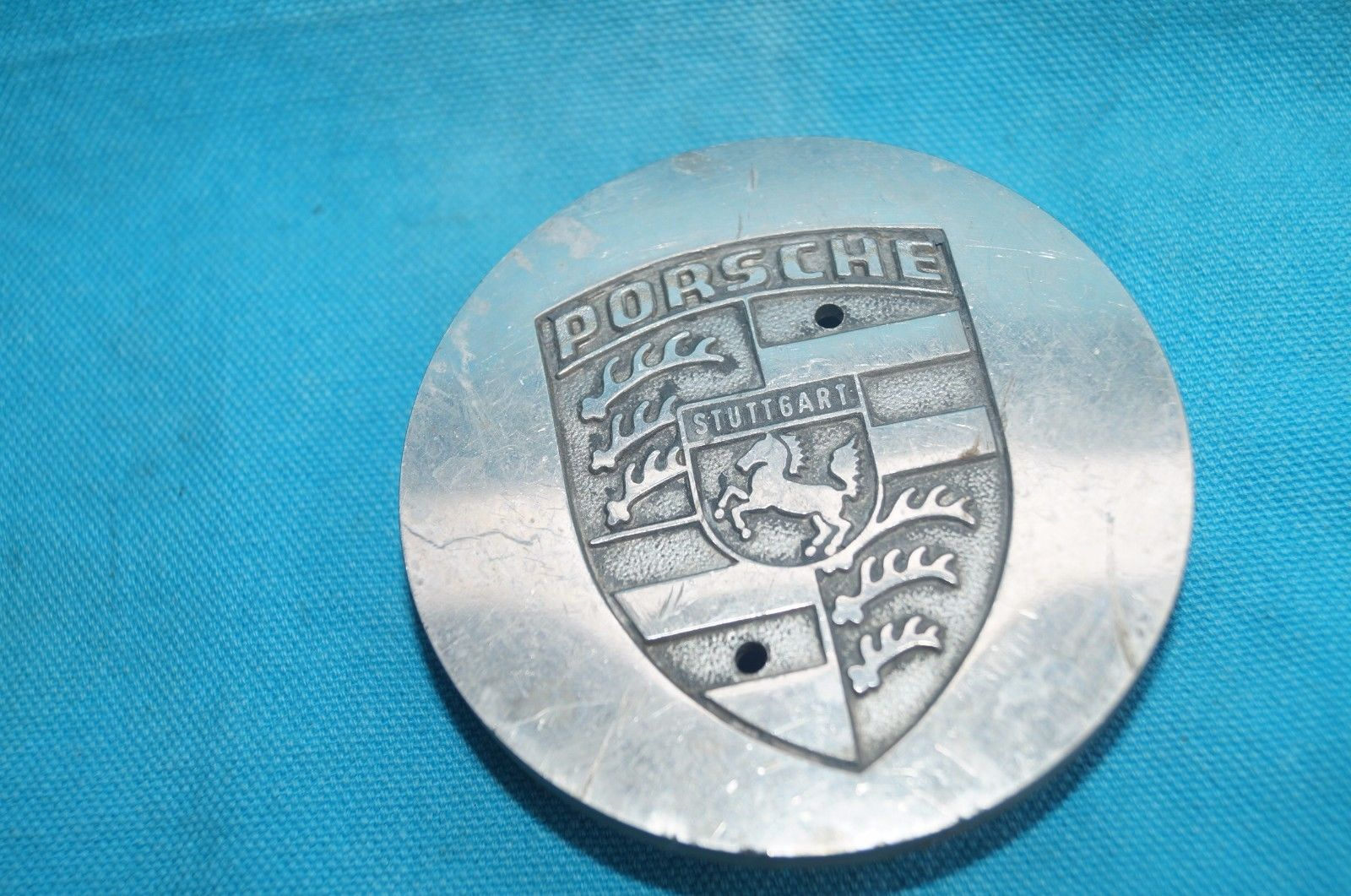PORSCHE WHEEL CENTER HUB CAP COVER  porsche3