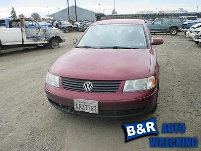 00 01 02 03 04 05 PASSAT TURBO/SUPERCHARGER 1.8L 8271538
