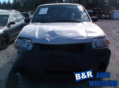 05 06 07 FORD ESCAPE BRAKE MASTER CYL VIN Z 8TH DIGIT AT 4 WHEEL DISC BRAKES 541-01293 9186702