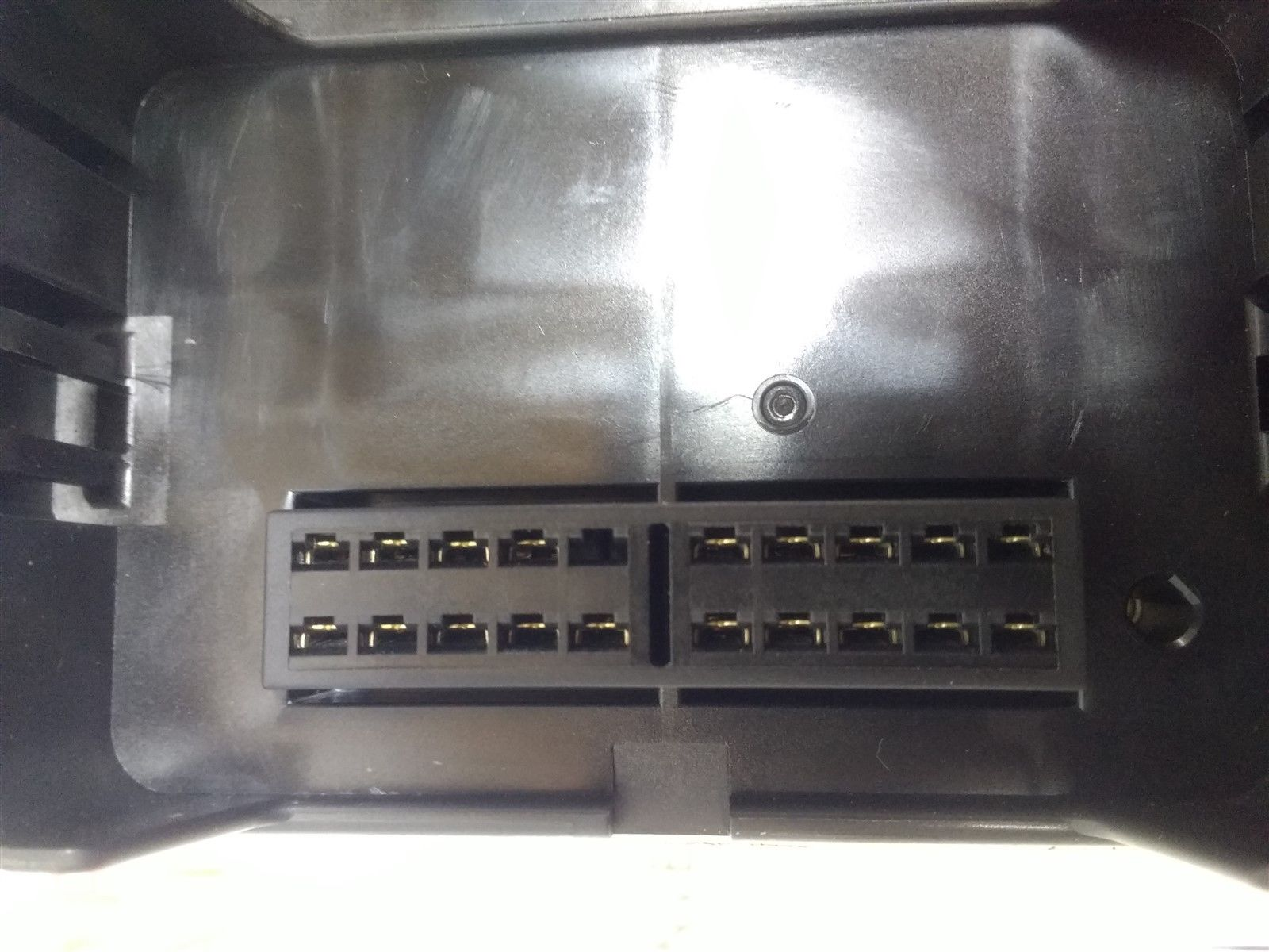 Cougar Fuse Box on