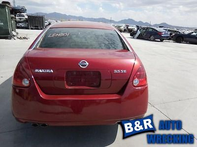 04 05 06 07 08 NISSAN MAXIMA R. TAIL LIGHT QUARTER PANEL MOUNTED 7925058 7925058