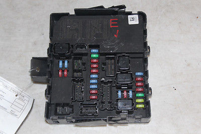 2010 2011 2012 nissan titan junction fuse box body control ... 2012 nissan titan fuse box