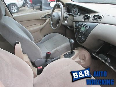 01 02 03 FOCUS AUTOMATIC TRANSMISSION SOHC ID 1S4P-CA 9237628 400-03785A 9237628