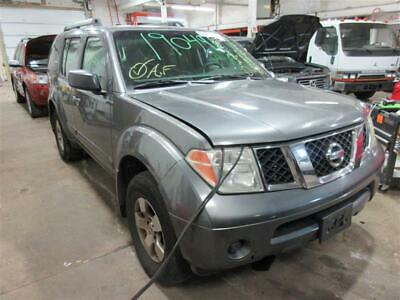 STEERING WHEEL <em>Nissan</em> <em>Pathfinder</em> 2005 05 1012380