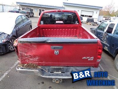 06 07 08 09 10 11 DODGE RAM 1500 PICKUP CARRIER ASSEMBLY 8279213 8279213