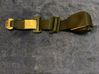 1984 - 1989 Classic Saab 900 Turbo Hatchback Right Rear Seat Belt Retractor 97 31 977