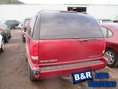 95-00 01 02 03 04 05 S10 BLAZER STEERING GEAR/RACK POWER STEERING 4X4 8800220 551-01649 8800220