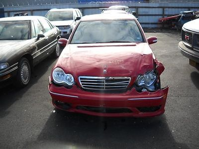 06 07 MERCEDES C230 RADIO/AUDIO 2340146