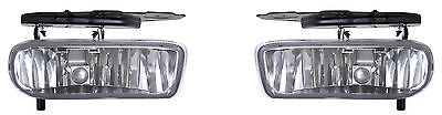 E.E. CADILLAC ESCALADE/ESCALADE EXT/ESCALADE ESV PAIR FOG LIGHT 02-06/03-06