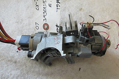 2007 Mazda CX-7 Ignition Switch OEM 2745D