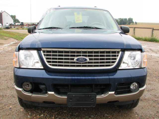 2004 ford explorer rear axle differential 87229 miles. Black Bedroom Furniture Sets. Home Design Ideas