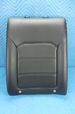 VW PASSAT REAR LEFT SEAT UPPER CUSHION 561885805G 2012 2013 2014 2015 OEM