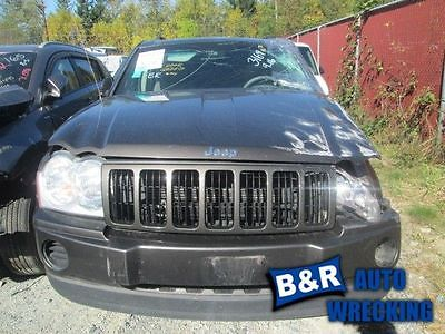 05 JEEP GRAND CHEROKEE BRAKE MASTER CYL W/O ELECTRONIC STABILITY PROGRAM 8200617 8200617