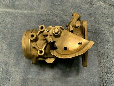 1991- 1994 Classic Saab 900 2.1L 16 Valve Non-Turbo Used Throttle Body Assembly
