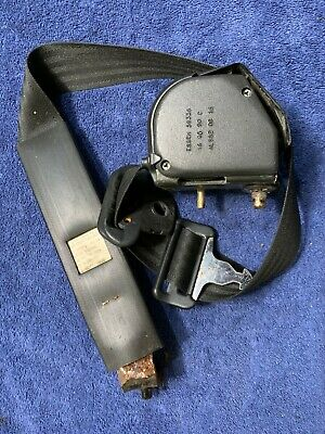 1983 - 1989 Classic Saab 900 Sedan Left Front Seat Belt Re-tractor Assembly 97 05 094